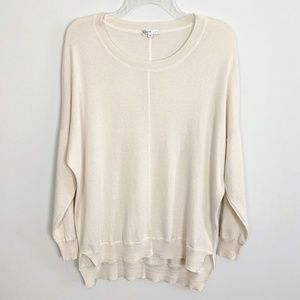 Chan Luu Silk and Cashmere Lightweight Sweater